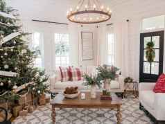100 beautiful christmas tree decorations ideas (49)