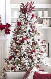 100 beautiful christmas tree decorations ideas (51)