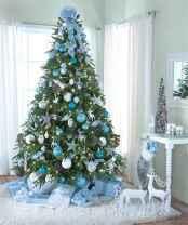 100 beautiful christmas tree decorations ideas (61)