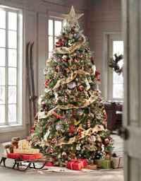 100 beautiful christmas tree decorations ideas (64)