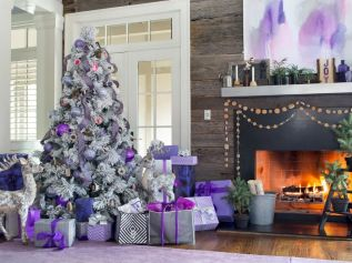 100 beautiful christmas tree decorations ideas (8)