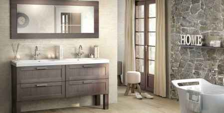 110 absolutely stunning bathroom decor ideas and remodel to inspire your bathroom (45)