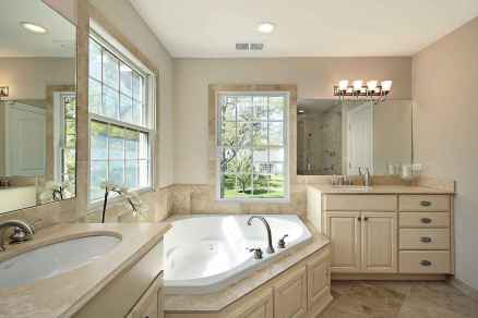 110 absolutely stunning bathroom decor ideas and remodel to inspire your bathroom (79)