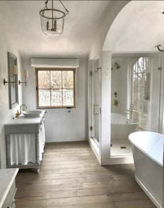 110 absolutely stunning bathroom decor ideas and remodel to inspire your bathroom (93)