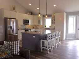 120 awesome farmhouse kitchen design ideas and remodel to inspire your kitchen (122)