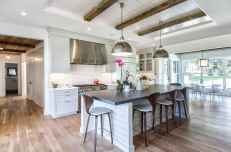 120 awesome farmhouse kitchen design ideas and remodel to inspire your kitchen (128)