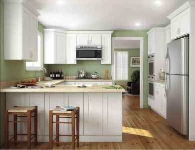 120 awesome farmhouse kitchen design ideas and remodel to inspire your kitchen (15)