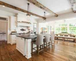 120 awesome farmhouse kitchen design ideas and remodel to inspire your kitchen (19)