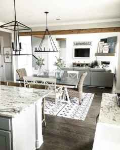 120 awesome farmhouse kitchen design ideas and remodel to inspire your kitchen (2)