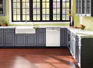 120 awesome farmhouse kitchen design ideas and remodel to inspire your kitchen (31)