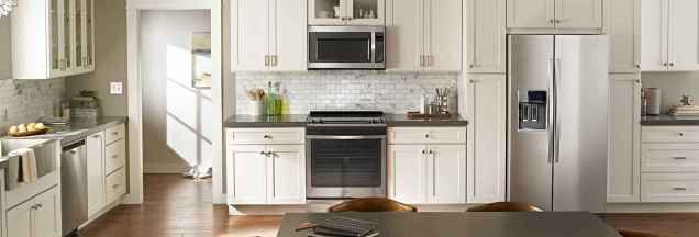 120 awesome farmhouse kitchen design ideas and remodel to inspire your kitchen (33)