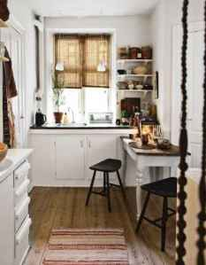 120 awesome farmhouse kitchen design ideas and remodel to inspire your kitchen (48)