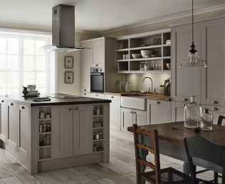 120 awesome farmhouse kitchen design ideas and remodel to inspire your kitchen (6)