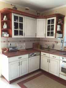 120 awesome farmhouse kitchen design ideas and remodel to inspire your kitchen (65)
