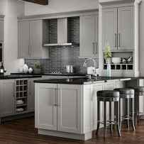 120 awesome farmhouse kitchen design ideas and remodel to inspire your kitchen (82)