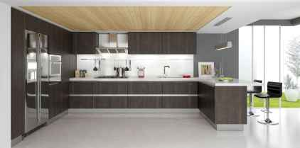 120 awesome farmhouse kitchen design ideas and remodel to inspire your kitchen (87)