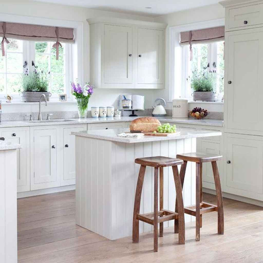 120 beautiful small kitchen design ideas and remodel to inspire your kitchen beautiful (104)