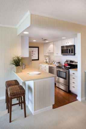 120 beautiful small kitchen design ideas and remodel to inspire your kitchen beautiful (109)