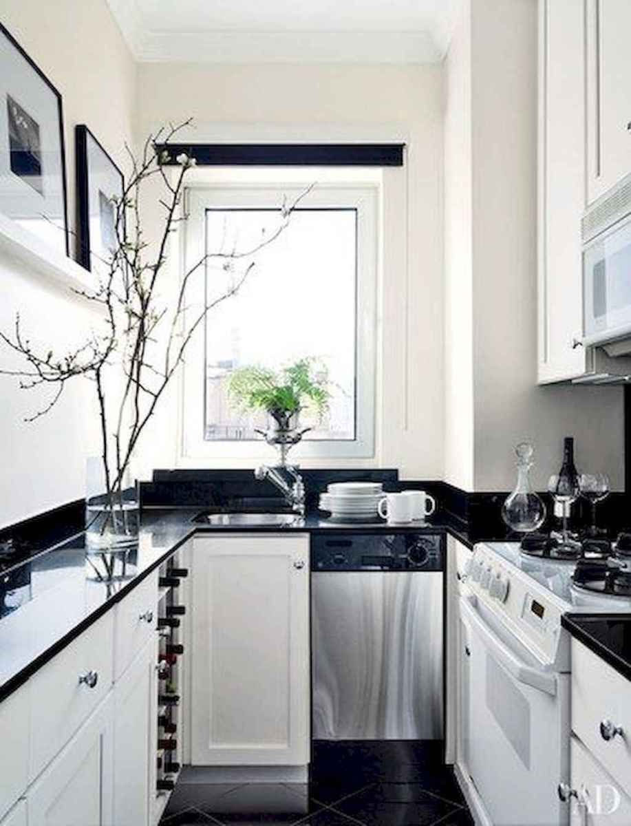 120 beautiful small kitchen design ideas and remodel to inspire your kitchen beautiful (19)