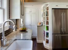 120 beautiful small kitchen design ideas and remodel to inspire your kitchen beautiful (2)