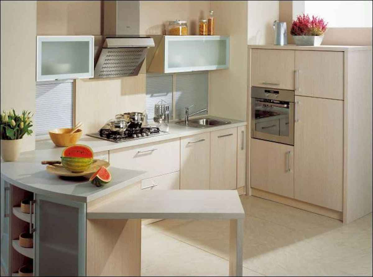 120 beautiful small kitchen design ideas and remodel to inspire your kitchen beautiful (37)