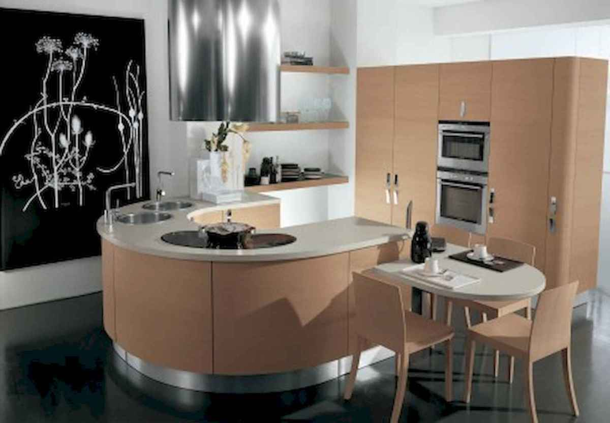 120 beautiful small kitchen design ideas and remodel to inspire your kitchen beautiful (57)
