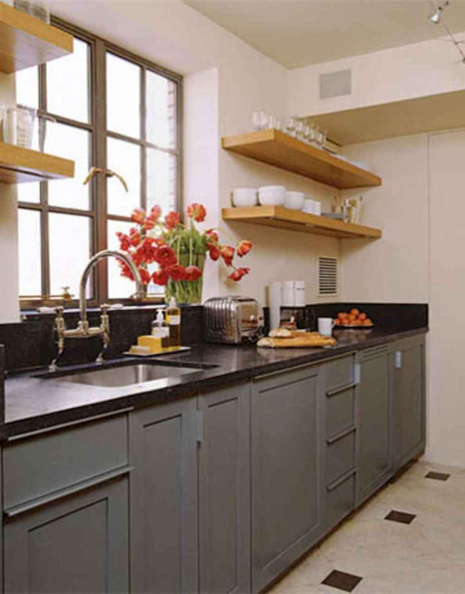 120 beautiful small kitchen design ideas and remodel to inspire your kitchen beautiful (65)