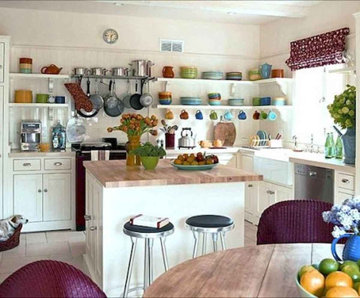 120 beautiful small kitchen design ideas and remodel to inspire your kitchen beautiful (70)