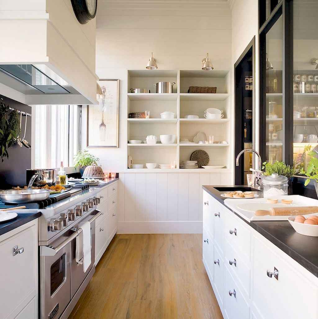 120 beautiful small kitchen design ideas and remodel to inspire your kitchen beautiful (8)