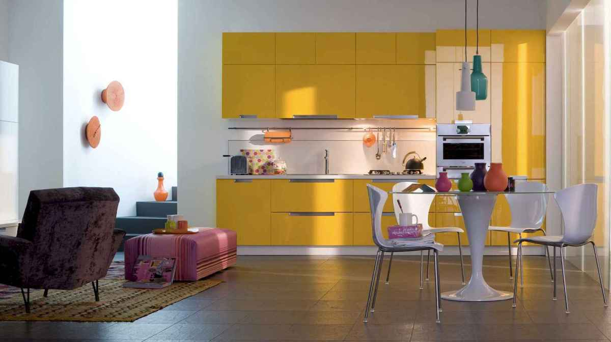 120 beautiful small kitchen design ideas and remodel to inspire your kitchen beautiful (83)
