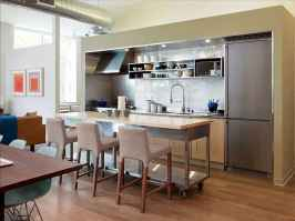 120 beautiful small kitchen design ideas and remodel to inspire your kitchen beautiful (84)