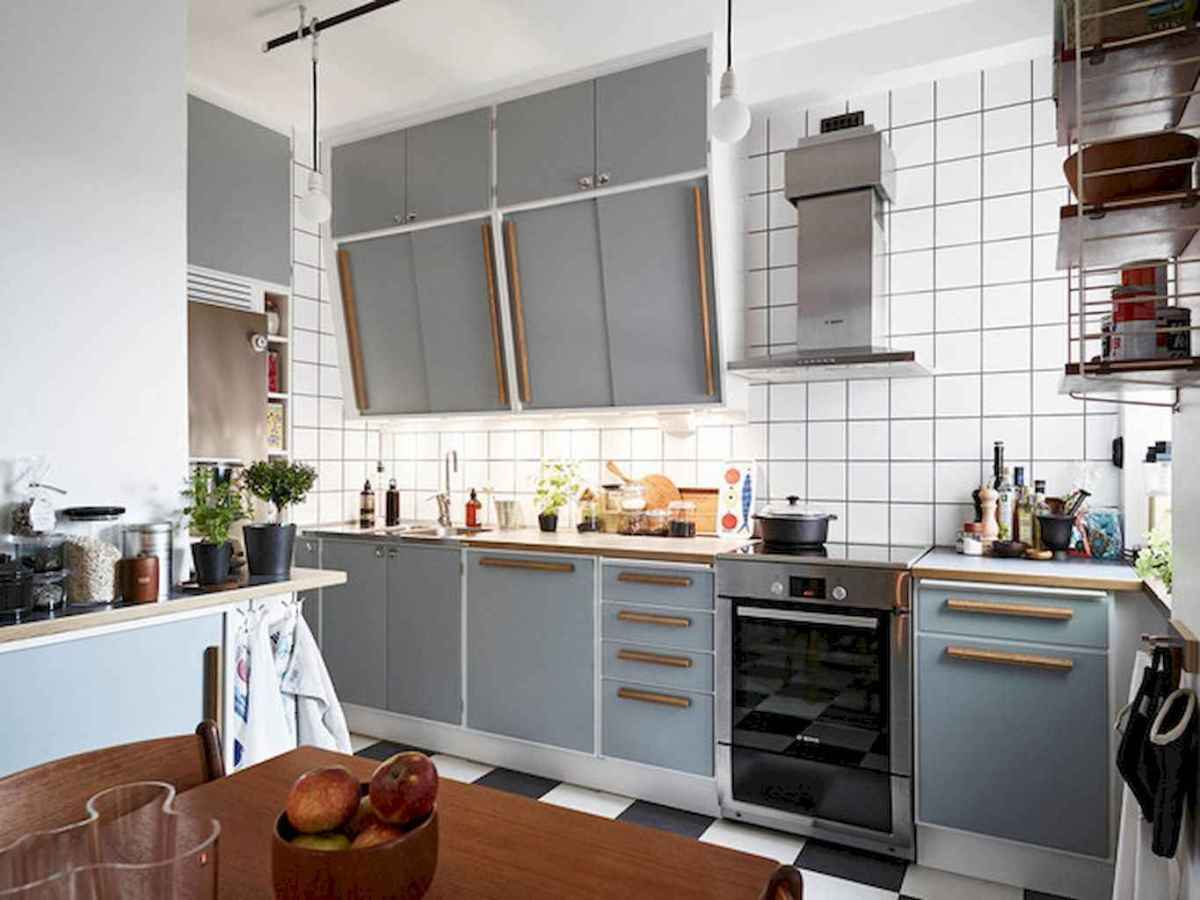 120 beautiful small kitchen design ideas and remodel to inspire your kitchen beautiful (86)