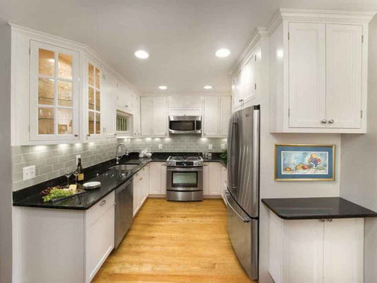 120 beautiful small kitchen design ideas and remodel to inspire your kitchen beautiful (92)