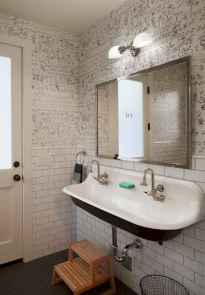 120 best modern farmhouse bathroom design ideas and remodel to inspire your bathroom (11)