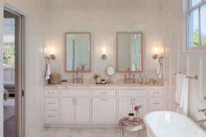 120 best modern farmhouse bathroom design ideas and remodel to inspire your bathroom (66)