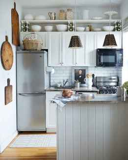 120 inspiring tiny kitchen design ideas and remodel (24)