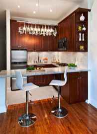 120 inspiring tiny kitchen design ideas and remodel (47)