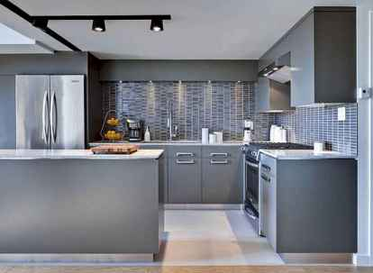 120 inspiring tiny kitchen design ideas and remodel (53)