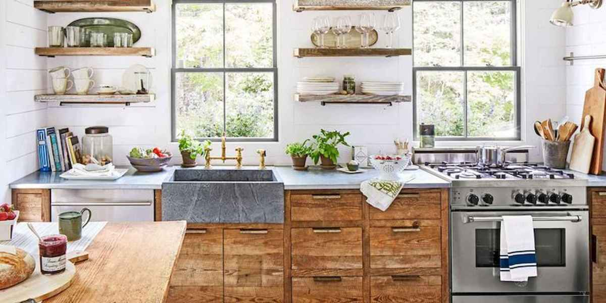 120 inspiring tiny kitchen design ideas and remodel (69)