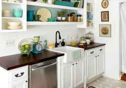 120 inspiring tiny kitchen design ideas and remodel (97)