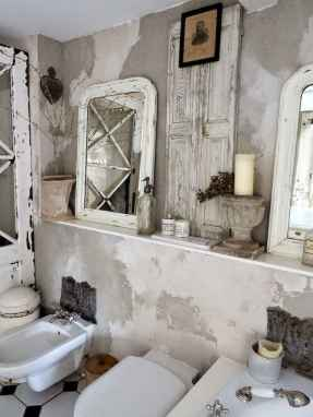 150 stunning small farmhouse bathroom decor ideas and remoddel to inspire your bathroom (134)