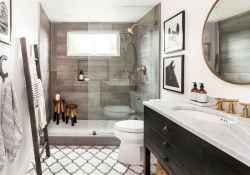 150 stunning small farmhouse bathroom decor ideas and remoddel to inspire your bathroom (138)