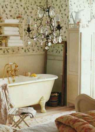 150 stunning small farmhouse bathroom decor ideas and remoddel to inspire your bathroom (62)