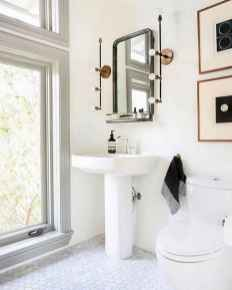 150 stunning small farmhouse bathroom decor ideas and remoddel to inspire your bathroom (71)
