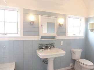 150 stunning small farmhouse bathroom decor ideas and remoddel to inspire your bathroom (82)