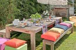 50 awesome backyard summer decor ideas make your summer beautiful (20)