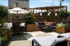 50 awesome backyard summer decor ideas make your summer beautiful (30)