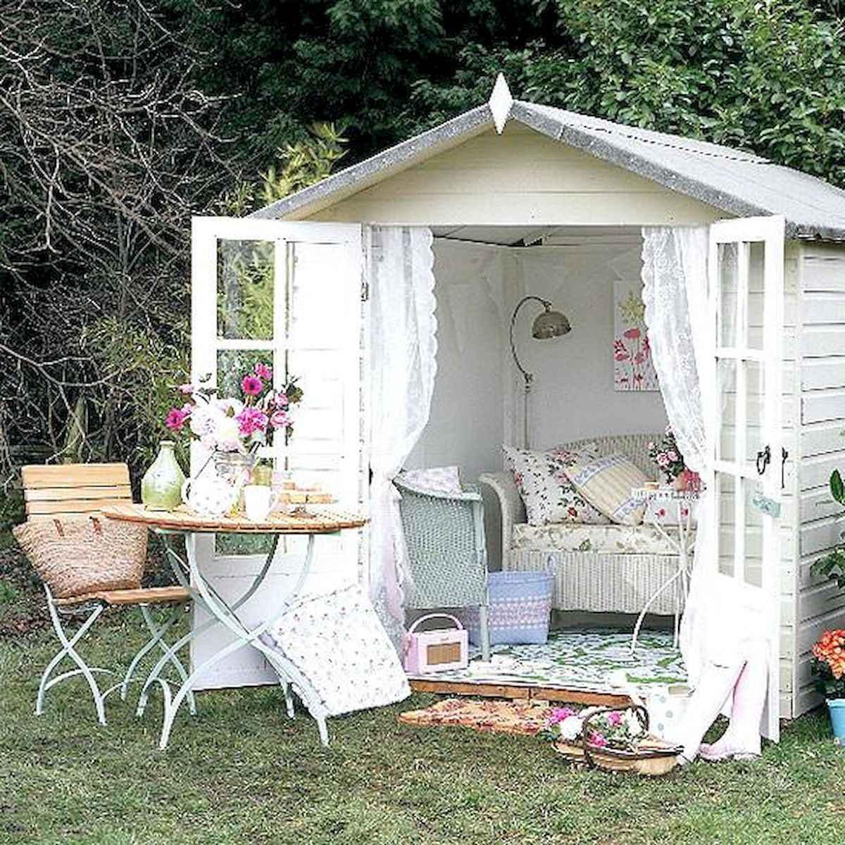 50 awesome backyard summer decor ideas make your summer beautiful (38)