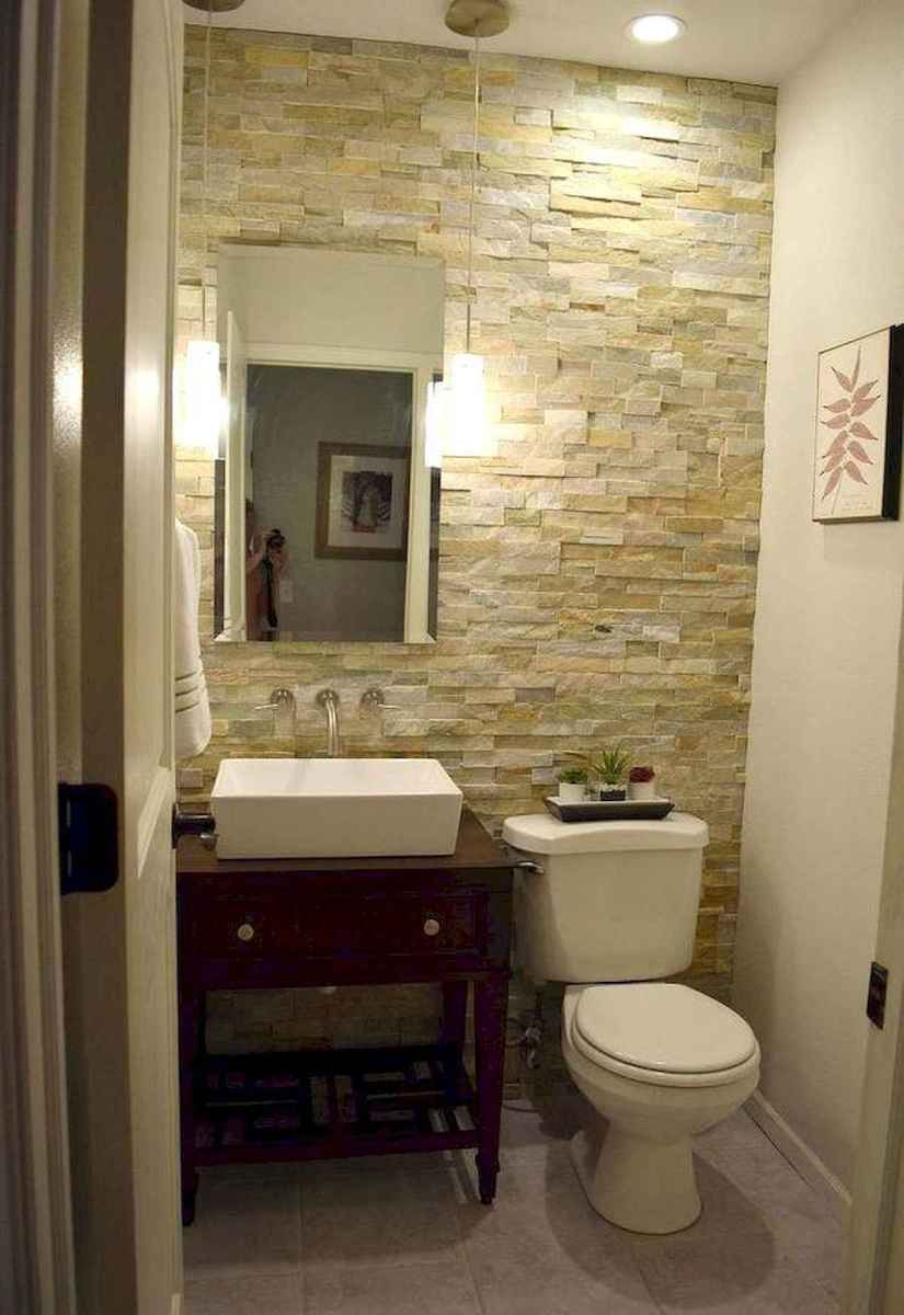 50 small guest bathroom ideas decorations and remodel (13)