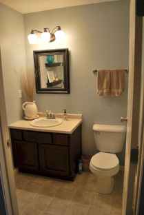 50 small guest bathroom ideas decorations and remodel (29)